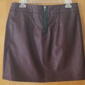 Zadig and Voltaire Mini Skirt